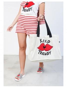 Bolso Shopper Keep Lovers...